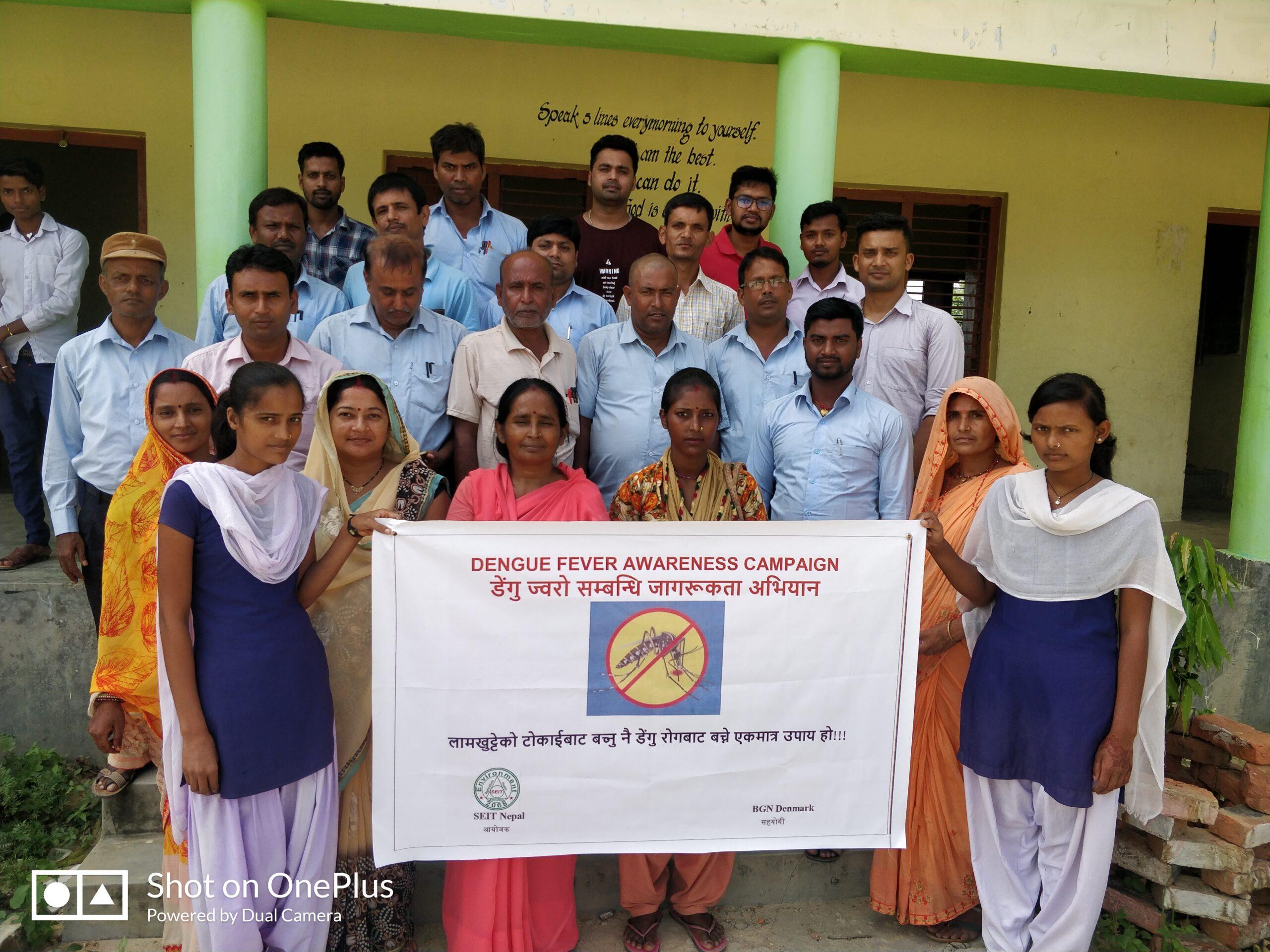 Dengue camp 2019